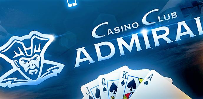 Онлайн казино Адмирал для всех