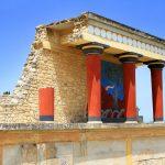 Кносс — главный город во времена минойской цивилизации