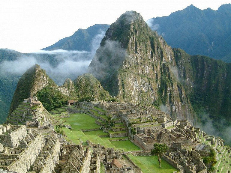 Мачу-пикчу – таинственный город