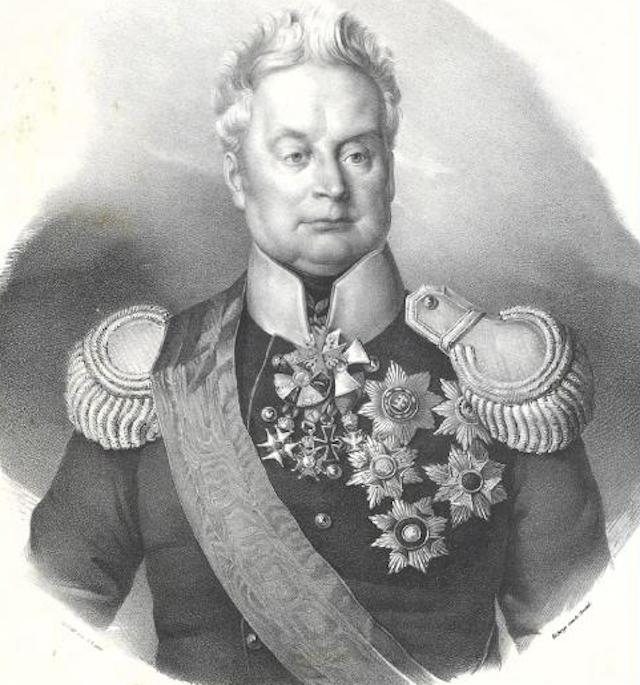 Фердинанд Фридрих - Аскания-Нова
