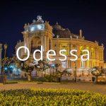 Сеть отелей Черное Море в Одессе