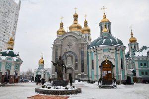 Храм Рождества Христова в Березняках