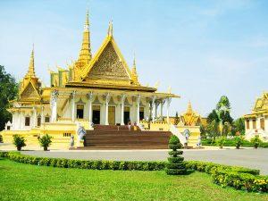 Достопримечательности королевства Камбоджа