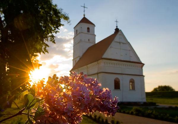 Музей-заповедник «Заславль» в Белоруссии