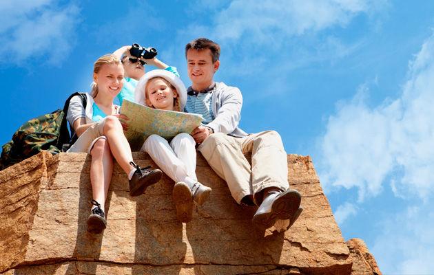 Путешествиям с ребенком быть!