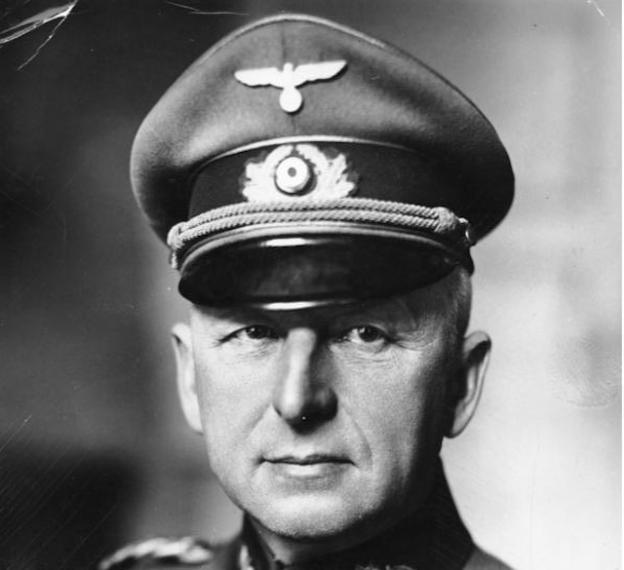 Манштейн, эрих фон