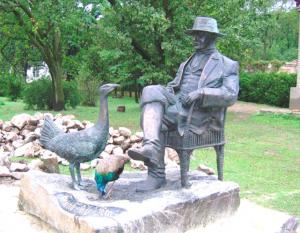 Монумент Фридриху Фальц-Фейну