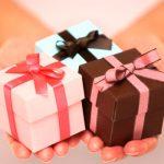 Делать подарки легко и приятно