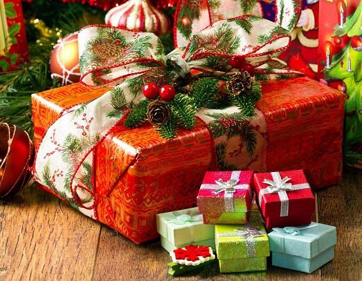 Выбираем подарки к Новому году