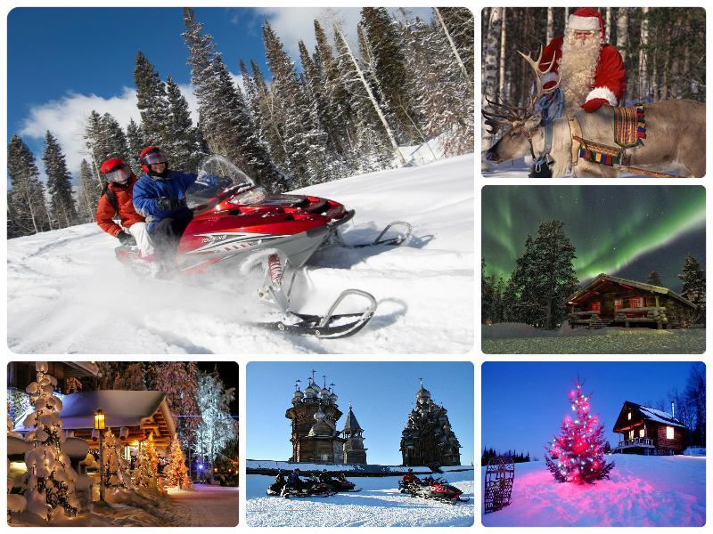 куда поехать отдыхать на новый год