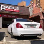 Ассортимент летних и зимних покрышек в магазине Radius.ua